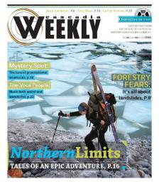 Cascadia weekly Feb 2013 ARTICLE ONLY